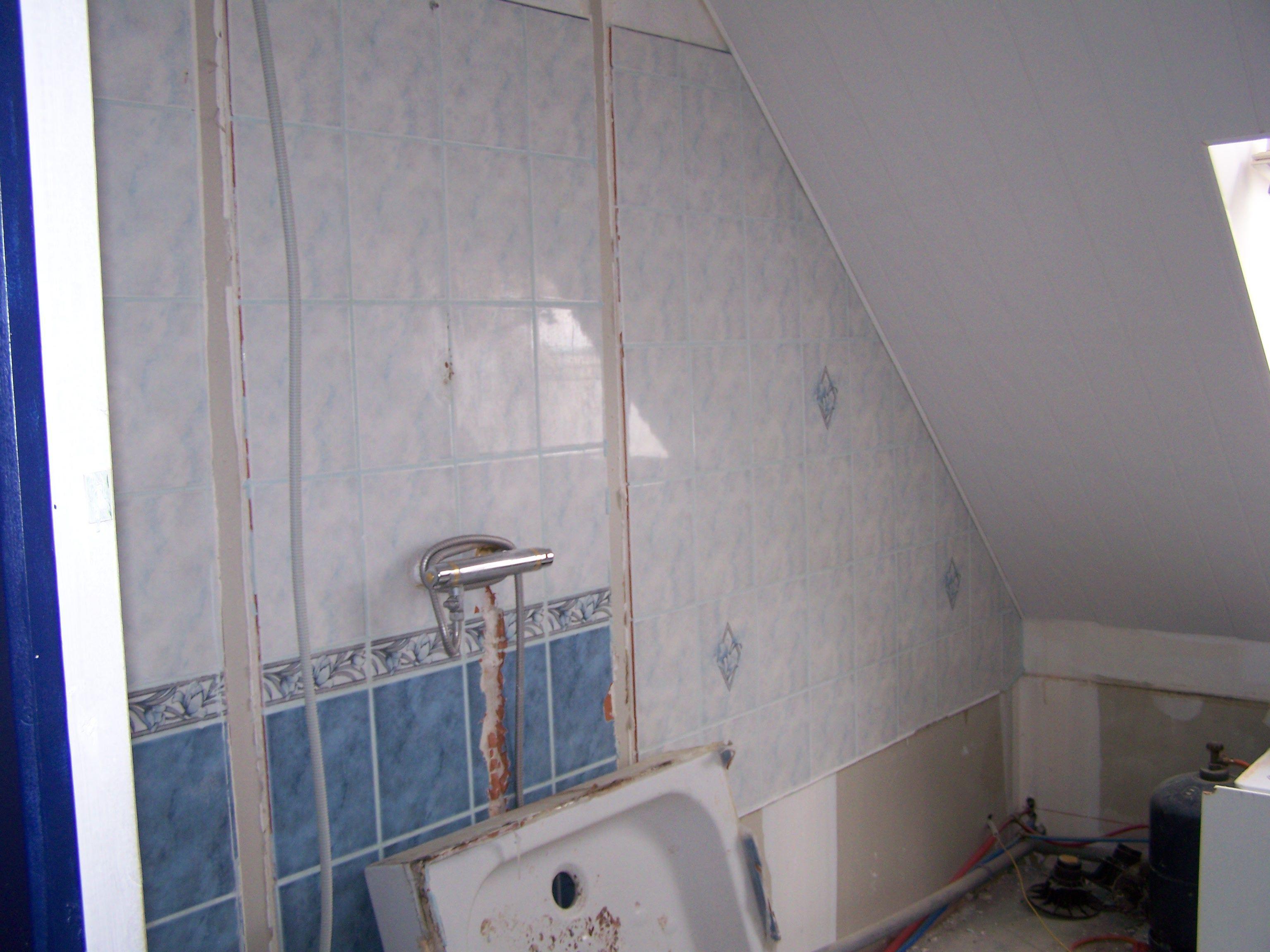 Refaire sa salle de bain seul for Refaire la salle de bain prix